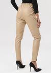 Beżowe Spodnie Penira