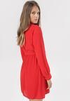 Czerwona Sukienka Loraereida