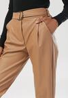 Jasnobrązowe Spodnie Harelaya