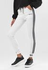 Białe Spodnie Mhyrana