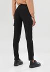 Czarne Spodnie Hempea
