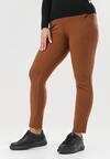 Camelowe Spodnie Elinysh