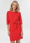 Czerwona Sukienka Ulayarus