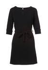 Czarna Sukienka Ulayarus