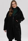 Czarny Płaszcz Helarah