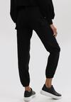 Czarne Spodnie Uhrryss