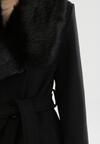 Czarny Płaszcz Tigerbee