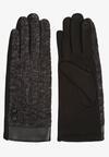 Czarne Rękawiczki Anreene