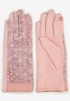 Różowe Rękawiczki Anreene