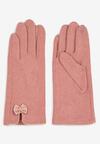 Różowe Rękawiczki Madehana