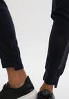 Granatowe Spodnie Oliveloop