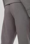 Szare Spodnie Raimine
