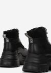 Czarne Sneakersy Tulipmeadow
