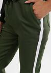 Ciemnozielone Spodnie Varona