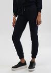 Granatowe Spodnie Ginerinda
