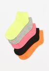 5-pack Mix kolorów Skarpety Kallithusa