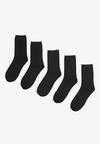 5-pack Czarne Skarpety Kelathe