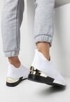 Białe Sneakersy Sororia