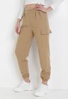 Camelowe Spodnie Coraena