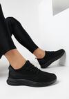 Czarne Buty Sportowe  Philaira