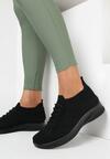 Czarne Buty Sportowe Adrasite