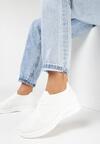 Beżowe Buty Sportowe Adrasite