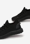 Czarne Buty Sportowe Azaeryera