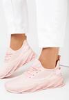 Różowe Buty Sportowe Xistarish