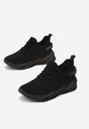 Czarne Buty Sportowe Xistarish