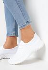 Białe Buty Sportowe Vyloris