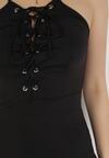 Czarna Sukienka Urilieth