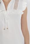 Biała Bluzka Pasidia
