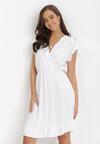 Biała Sukienka Vylnihr