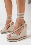 Beżowe Sandały Chelsura
