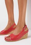 Czerwone Sandały Alethreasi