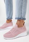 Różowe Buty Sportowe Eshiryra
