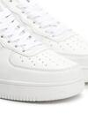 Białe Buty Sportowe Erebus