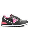 Czarne  Buty Sportowe Viana