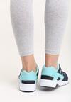 Granatowe Buty Sportowe Spread