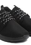 Czarne Buty Sportowe Bye