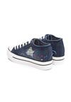 Granatowe Sneakersy Old