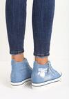 Jasnoniebieskie Sneakersy Baymax