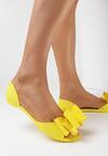 Żółte Sandały Sulking