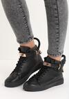 Czarne Buty Sportowe Mirage