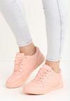 Różowe Buty Sportowe Most Wanted