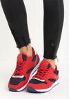 Czerwone Buty Sportowe United Laces