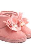Różowe Śniegowce Swag