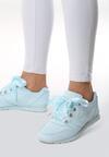 Niebieskie Buty Sportowe Emphasis