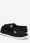 Czarne Slip On Chill and Jump