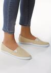 Beżowe Slip On Chill and Jump